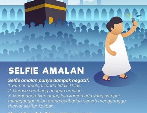 DAMPAK NEGATIF SELFIE AMALAN