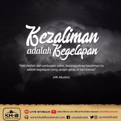 Macam Macam Kezaliman Archives Nasihat Sahabat