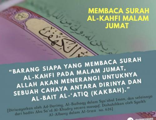 KEUTAMAAN MEMBACA SURAH AL-KAHFI PADA MALAM JUMAT