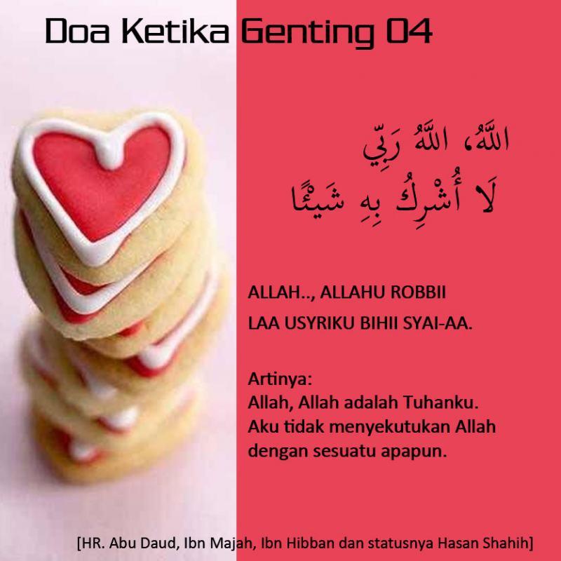 DOA KETIKA GENTING / GALAU 04