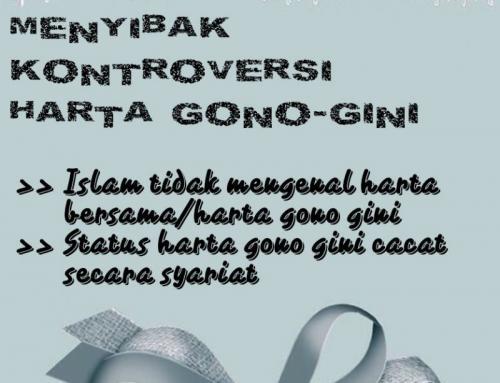 MENYIBAK KONTROVERSI HARTA GONO-GINI