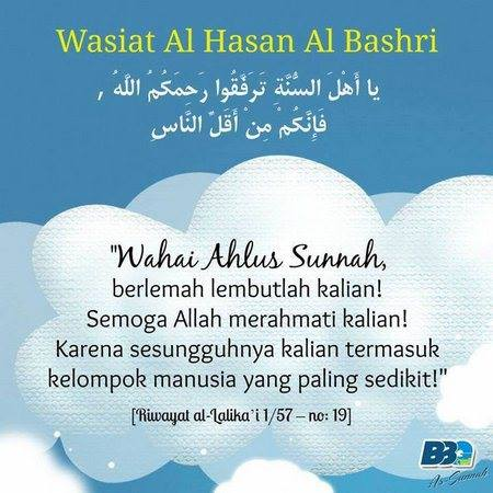 Wasiat Al Hasan Al Bashri