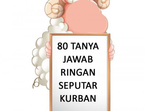 80 TANYA JAWAB RINGAN SEPUTAR KURBAN