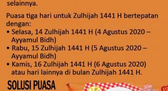 Ayyamul Bidh Archives Nasihat Sahabat
