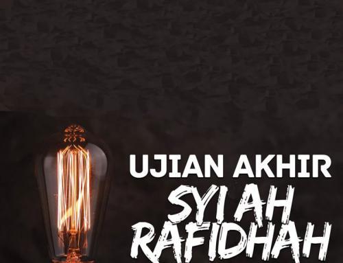 UJIAN AKHIR SYIAH RAFIDHAH*