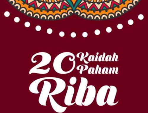 20 KAIDAH PAHAM RIBA (TAUTAN e-BOOK)