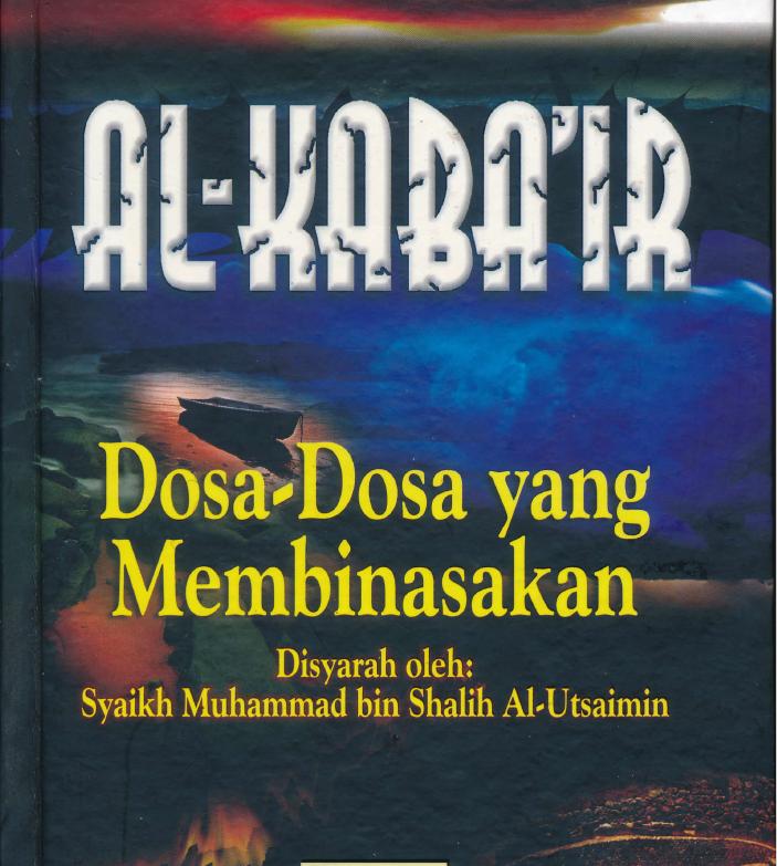 DOSA-DOSA YANG MEMBINASAKAN (TAUTAN e-BOOK)