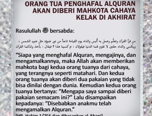 APAKAH HAK ALQURAN AL-KARIM?