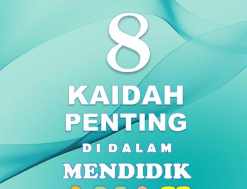 DELAPAN KAIDAH PENTING DI DALAM MENDIDIK ANAK (TAUTAN e-BOOK)
