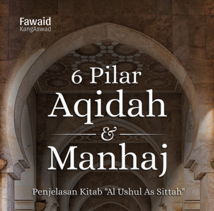 ENAM PILAR AKIDAH DAN MANHAJ (TAUTAN e-BOOK)