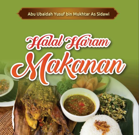 HALAL HARAM MAKANAN (TAUTAN e-BOOK)