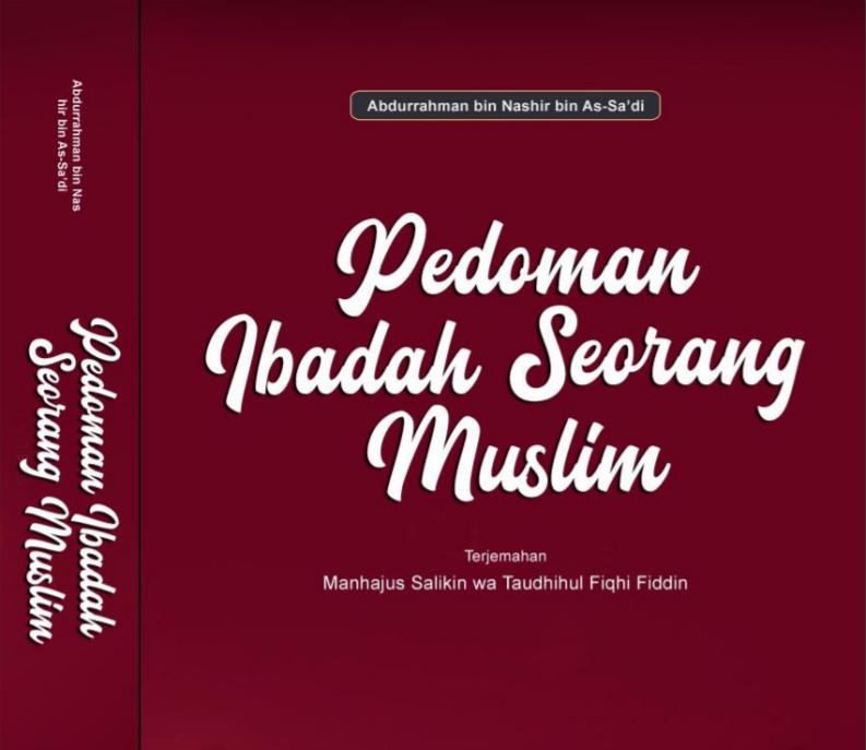 PEDOMAN IBADAH SEORANG MUSLIM (TAUTAN e-BOOK)