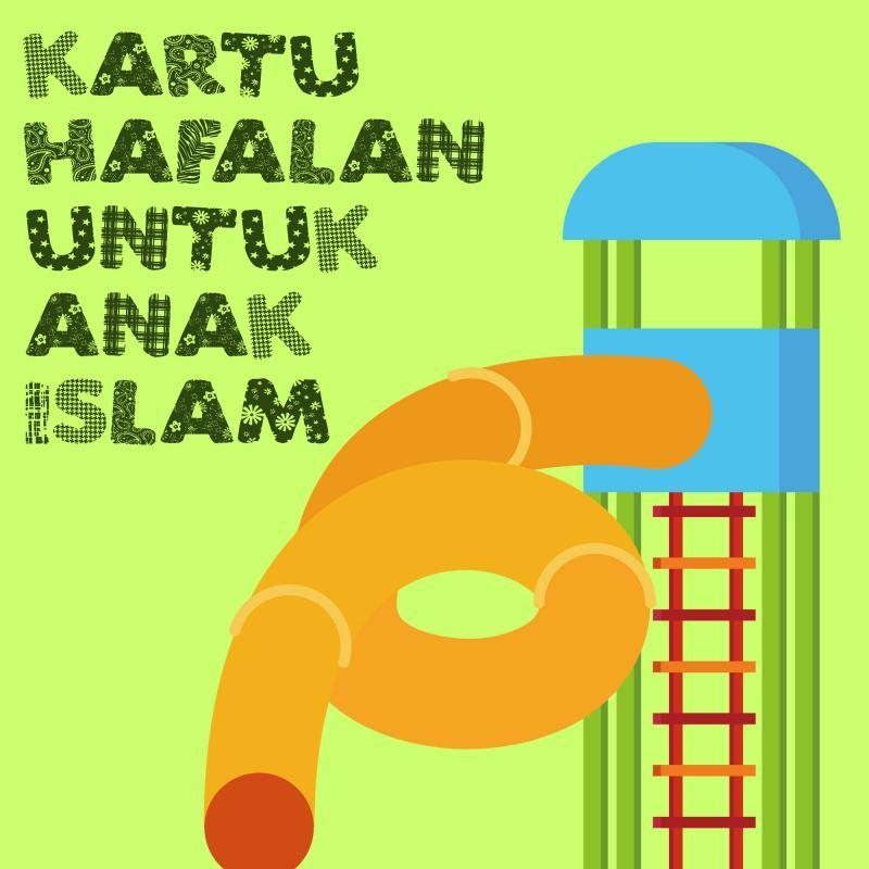 KARTU HAFALAN UNTUK ANAK ISLAM (TAUTAN e-BOOK)