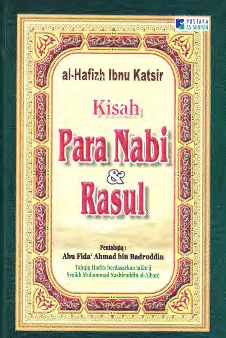 KISAH PARA NABI DAN RASUL (TAUTAN e-BOOK)