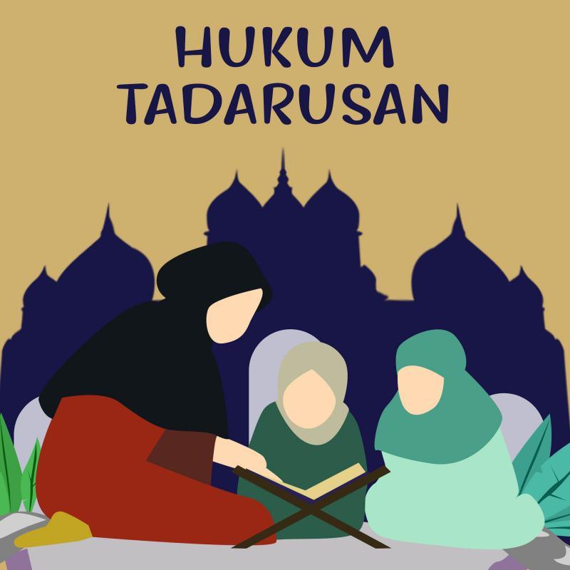 HUKUM TADARUSAN