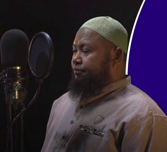 MUROTTAL ALQURAN OLEH USTADZ ABDUL QODIR (TAUTAN VIDEO)