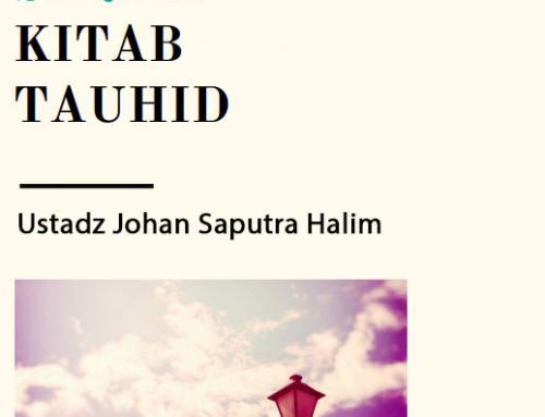 SERIAL KITAB TAUHID 1, 2 dan 3 (PDF – TAUTAN E-BOOK)