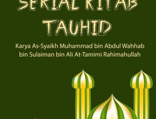 SERIAL KITAB TAUHID (TAUTAN VIDEO YUVID.TV)