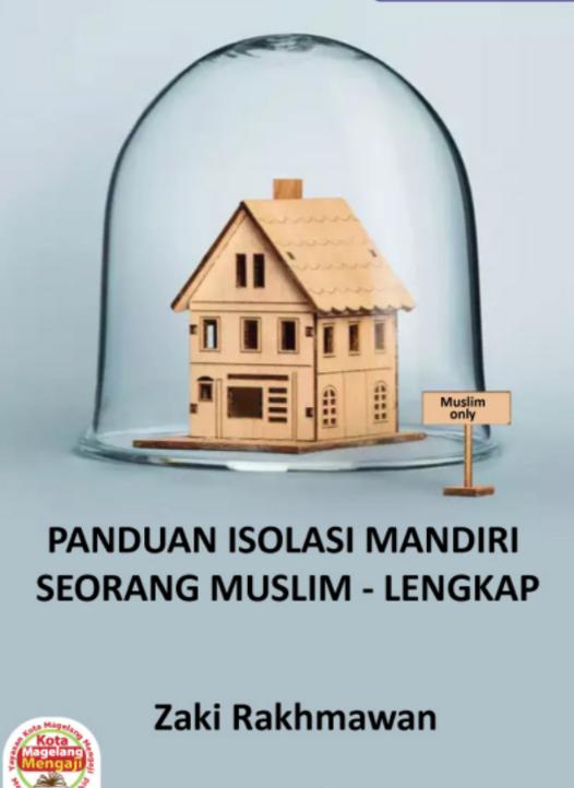 PANDUAN ISOLASI MANDIRI SEORANG MUSLIM (TAUTAN e-BOOK)