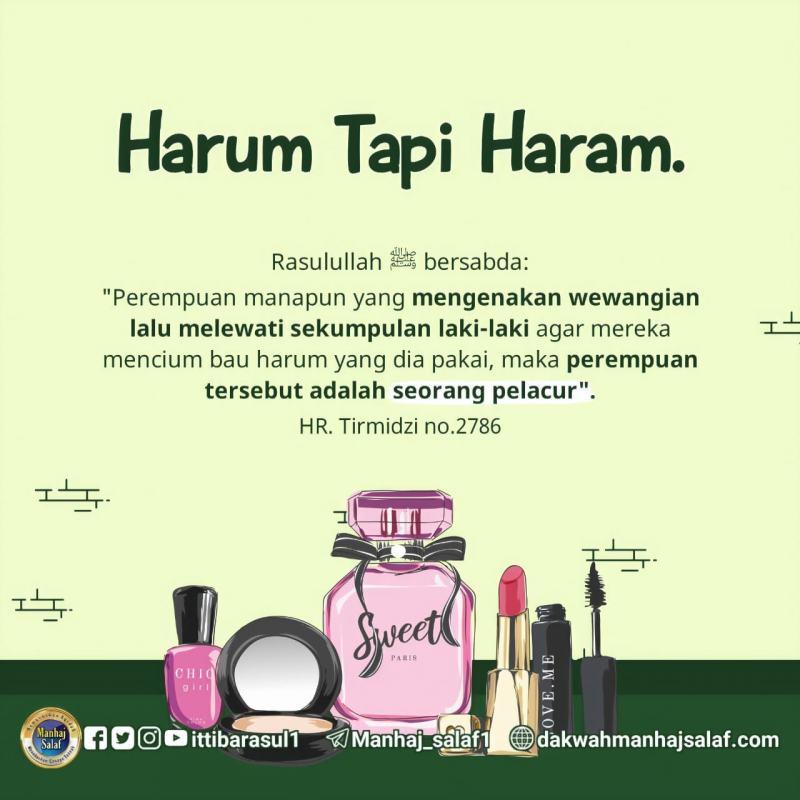 HARUM TAPI HARAM