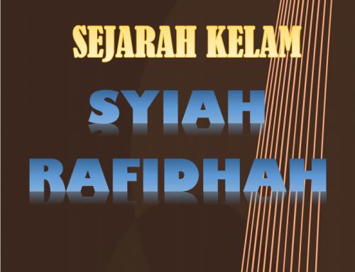 SEJARAH KELAM AGAMA SYIAH (TAUTAN e-BOOK)