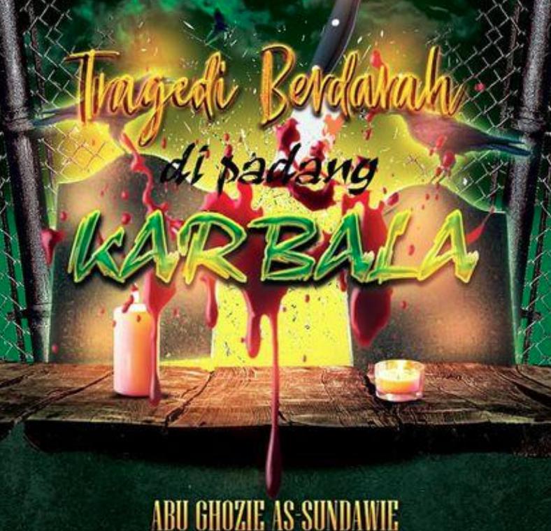 TRAGEDI BERDARAH DI PADANG KARBALA (TAUTAN e-BOOK)