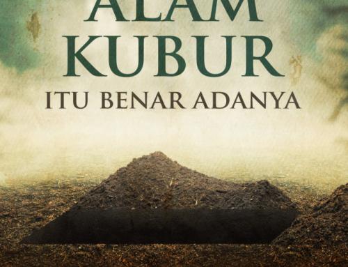 ALAM KUBUR ITU BENAR ADANYA (TAUTAN e-BOOK)